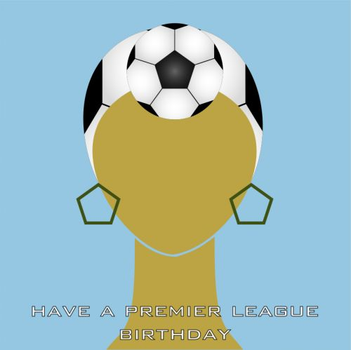 Afro Sport Greeting Cards
