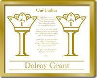 Father of the Faith Frame
